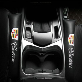Вставки между передними сидениями и тоннелем для Cadillac