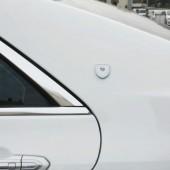 Шильдики с логотипом на задние стойки Cadillac