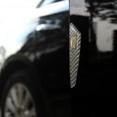 Защитные наклейки на двери Cadillac