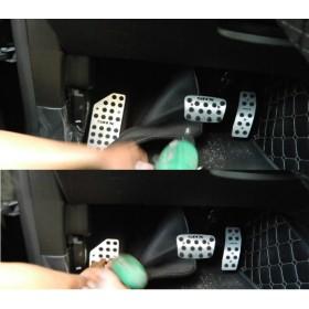Алюминиевые накладки на педали Кадиллак SRX