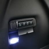 Крышка-заглушка для кнопок в багажнике Explorer