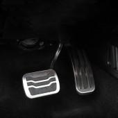 Накладки на педали газ тормоз 2 шт. для Explorer
