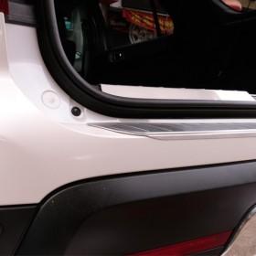 Накладка на задний бампер Форд Эксплорер