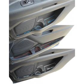 Коврики для внутрисалонного пространства Форд Эксплорер