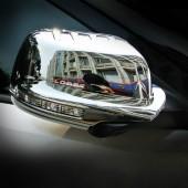 Накладки на боковые зеркала Explorer