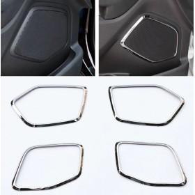 Обрамление динамиков в дверях Форд Эксплорер 2011-2015