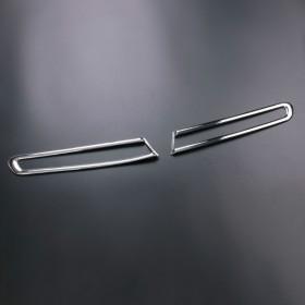 Хром накладки на передние катафоты Форд Эксплорер