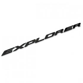 Надпись EXPLORER для капота