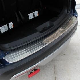 Накладка на задний бампера нового Форд Эксплорер