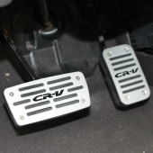 Накладки на педали CR-V