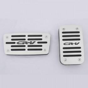 Алюминиевые накладки на педали для Хонда срв