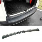 Накладка на порог багажника CR-V из двух частей