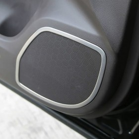 Накладки на динамики дверей Хонда срв