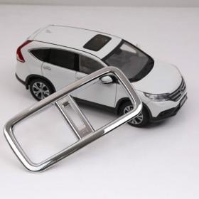 Хром накладка на климат контроль задних пассажиров Хонда срв