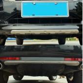 Накладка на передний и задний бампер Crosstour