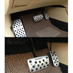Алюминиевые накладки на педали для Хонда Кросстур
