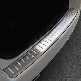 Накладка на задний бампер Хонда Кросстур