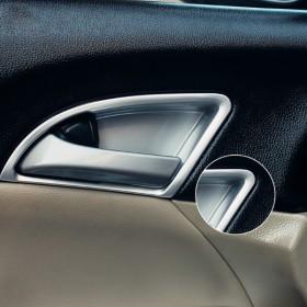 Накладки вокруг ручек открывания дверей Хонда Кросстур