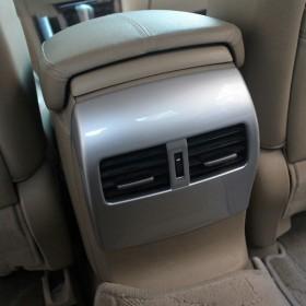 Хром накладка на задние воздуховоды Хонда Кросстур