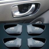 Накладки под ручки открывания дверей Q50/Q70/QX60/JX35