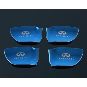 Чашки под ручки открывания дверей Инфинити Q50/Q70/QX60/JX35