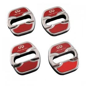 Накладки дверных петель для Инфинити Q50/QX50/QX60