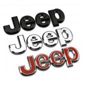 Эмблема JEEP на кузов