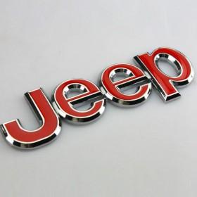 Эмблема марки JEEP на капот или багажник