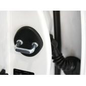 Накладки на дверные петли Киа Спортейдж 3