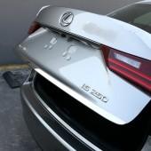 Молдинг крышки багажника IS200t/250/300h