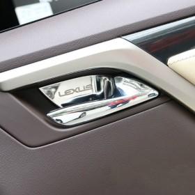 Накладки под салонные ручки открывания дверей Лексус RX200t