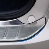 Накладка на кромку заднего бампера RX200t