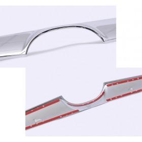 Хромированная накладка на решетку радиатора Мазда сх5