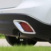 Хром накладки на катафоты CX5