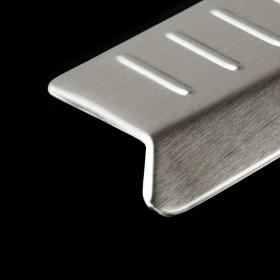 Накладки на внутренний порог багажника Мазда сх5