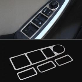 Обрамление клавиш управления стеклами Мазда сх5