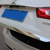 Накладка на низ двери багажника ASX