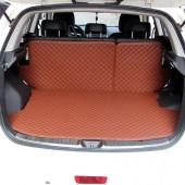 Коврик в багажник ASX включая спинки сидений