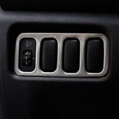 Накладка на блок из 4 кнопок ASX