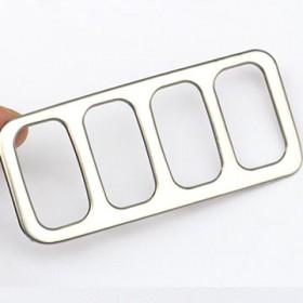 Обрамление блока из четырех кнопок Мицубиси асх