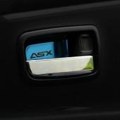 Накладки под салонные ручки дверей ASX