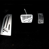 Накладки на педали Outlander (2 комплекта)
