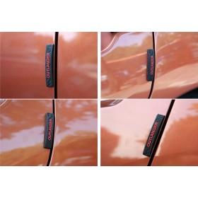 Защитные наклейки на дверь автомобиля с логотипом Аутлендер