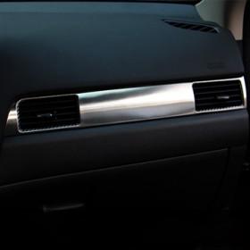 Накладка на переднюю панель Мицубиси Аутлендер