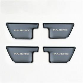 Чашки под салонные ручки дверей Мицубиси Паджеро 4