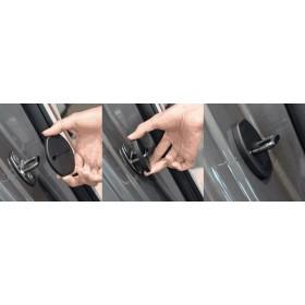 Накладки дверных петель Рено Колеос 2008-