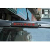 Наклейка на стоп-сигнал из углеродного волокна Renault Koleos 2008-