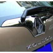 Накладка на дверь багажника Renault Koleos 2008-