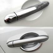 Накладки на ручки дверей Koleos (3 комплекта)