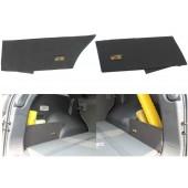 Сумка органайзер для отсека багажника в крыльях Koleos